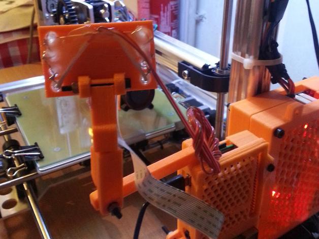 Raspberry Pi Cam Support per 3DRag